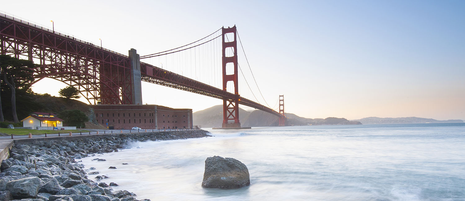 ENJOY THE BEST PLACE TO STAY NEAR​BY​ THE GOLDEN GATE BRIDGE