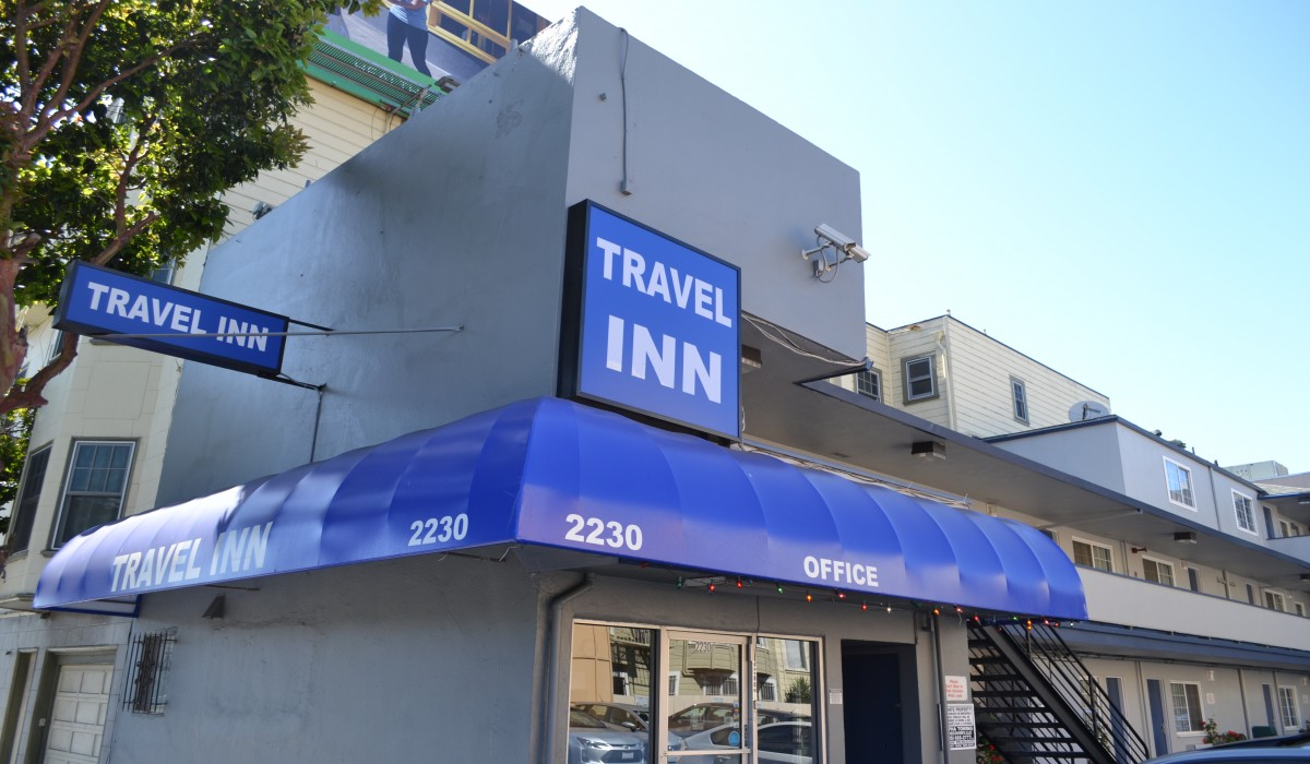 Travel Inn San Francisco - Centrally Located on Lombard Street
