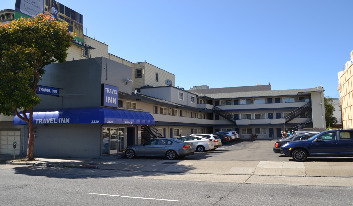 Travel Inn San Francisco - Affordable motel in San Francisco