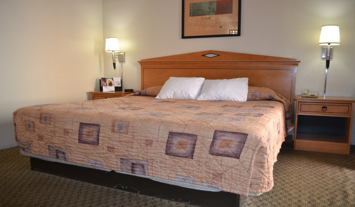 Travel Inn San Francisco - Travel Inn King Size Accommodations
