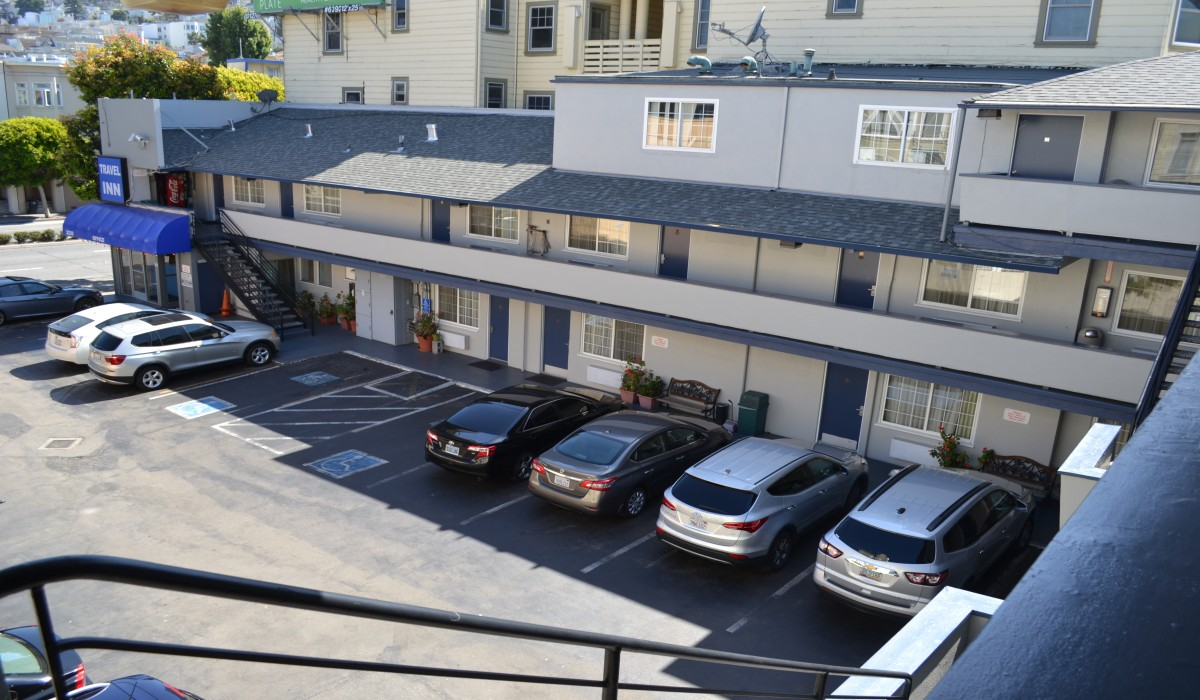 Travel Inn San Francisco - Free parking is available at our Lombard Street Motel