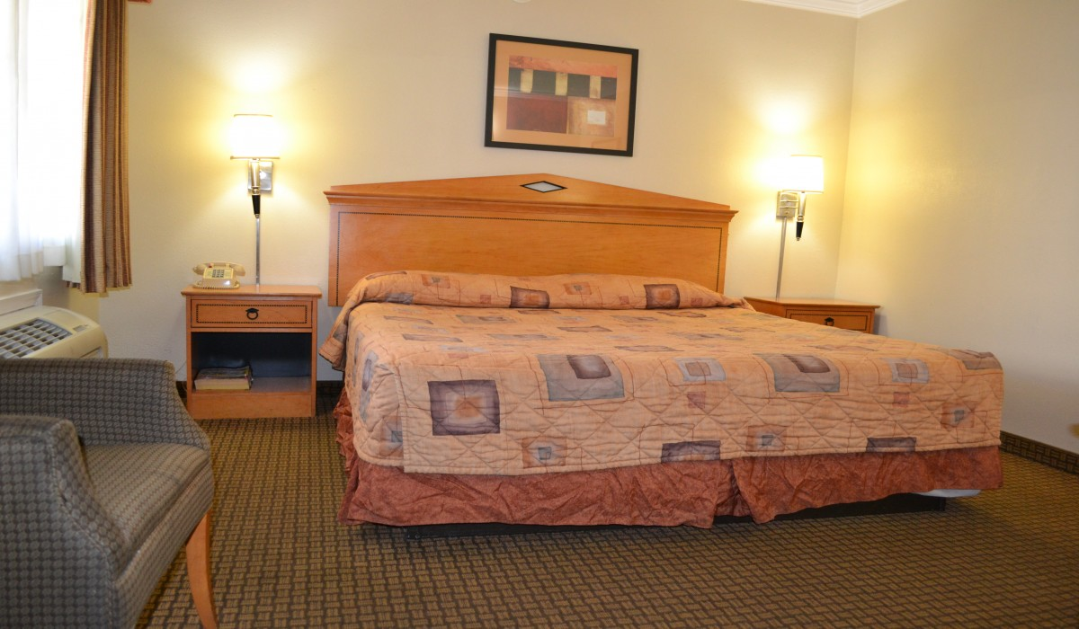 Travel Inn San Francisco - Comfortable and Affordable King Room